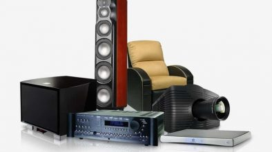 Dream Home Theater System