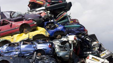 Recycling Used Cars